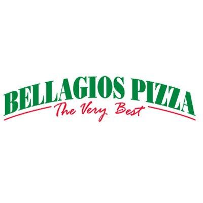 Bellagios Pizza (Sellwood) Logo