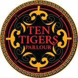 Ten Tigers Parlour Logo