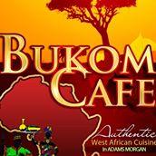 Bukom Cafe  (Adams Morgan) Logo