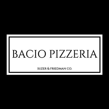 Bacio Pizzeria LLC Logo