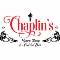 Chaplin's Restaurant Logo