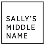 Sally's Middle Name Logo