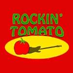 The Rockin' Tomato Logo