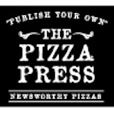The Pizza Press (Austin) Logo