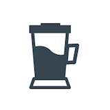 Juice + Smoothies @ Whole Foods Market Logo
