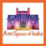 AM Spices of India Logo