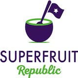 Superfruit Republic (Downtown) Logo