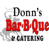 Donn's Bar-B-Que & Catering Logo