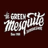The Green Mesquite BBQ Logo