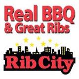 Rib City South Park Logo