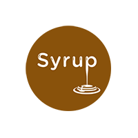 Syrup Downtown Logo