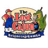 Lost Cajun Logo