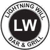 Lightning Will Bar & Grill Logo