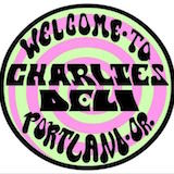 Charlie's Late Night Logo