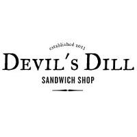 Devil's Dill Sandwich Shop Logo