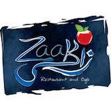 Zaaki Restaurant and Cafe Logo