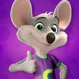 Chuck E. Cheese (401 W. Louis Henna Blvd.) Logo