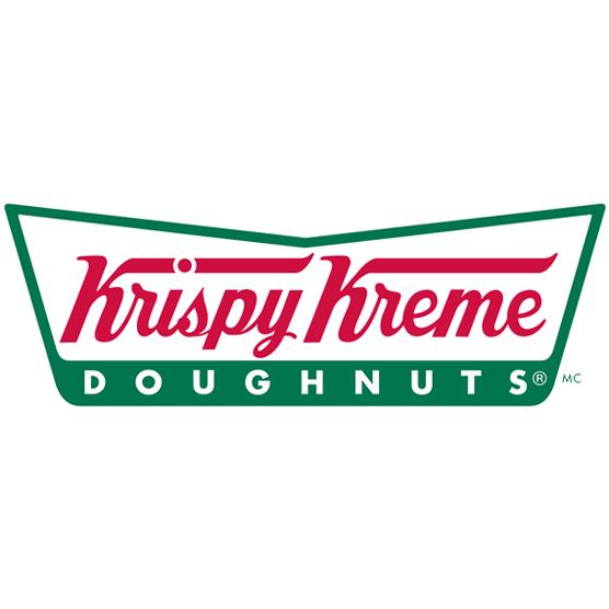 Krispy Kreme (W Chester Pk & N Eagle Rd) Logo