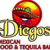 Diego's Mexican Food & Tequila Bar Logo