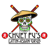 Chuey Fu's Latin Asian Grub Logo