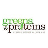 Greens & Proteins Logo