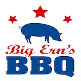 Big Ern's BBQ Logo