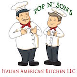 Pop N' Sons Logo