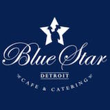 Blue Star Deli and Organic Logo