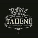Taheni Mediterranean Grill Logo