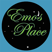Emo's Place Creperie & Cafe Logo