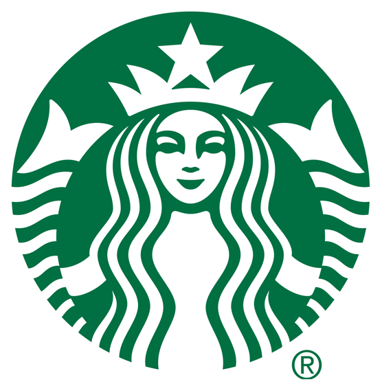 Starbucks® (Bush & Van Ness - S.F.) Logo