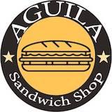 Aguila Sandwich Shop Logo