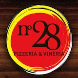 Numero 28 (Austin) Logo