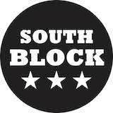 South Block Juice Co Logo