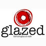 Glazed The Doughnut Cafe Logo