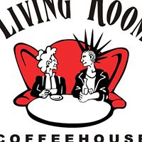 The Living Room Cafe - SDSU Logo
