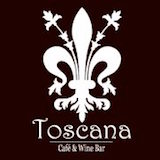 Toscana Cafe Wine Bar Logo