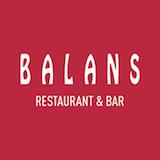 Balans Restaurant & Bar Logo
