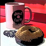 Donut Farm LA Logo