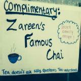 Zareen's - Palo Alto Logo
