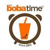 Boba Time Logo