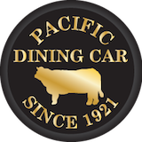 Pacific Dining Car - DTLA Logo