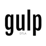 Gulp Sushi Ale House Logo
