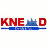 Knead Donuts and Tea Logo