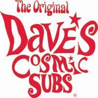 Dave's Cosmic Subs (Seal Beach) Logo