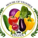 House of Veggies & Vegan Logo