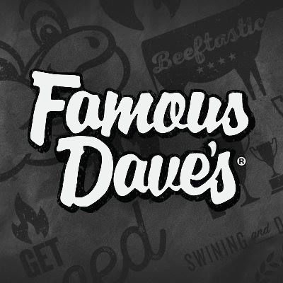 Famous Dave's BBQ - Hickory Blvd Logo