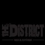 The District Bar & Kitchen Logo