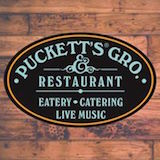 Puckett's Grocery and Restaurant Logo