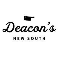 Deacon's New South Logo
